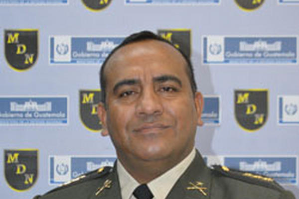 <p>El coronel de Infantería Hugo Fernando Rodríguez Cifuentes es el nuevo vocero del Ejército (Foto: Ejército de Guatemala)<br></p>