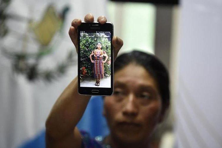 Claudia Patricia Gómez González salió el pasado 7 de mayo de San Juan Ostuncalco, pero falleció el miércoles último en Laredo, Texas. (Foto Prensa Libre: Cortesía)