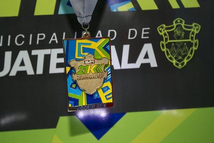 Los 21K se han convertido en una de las carreras más esperadas por los deportistas guatemaltecos e internacionales. (Foto Prensa Libre: Norvin Mendoza)