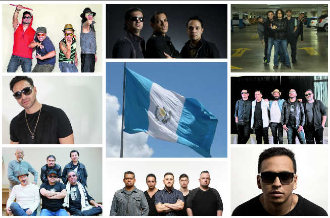 Bandas nacionales rendirán tributo a la patria con su música. (Foto Prensa Libre: Hemeroteca PL)