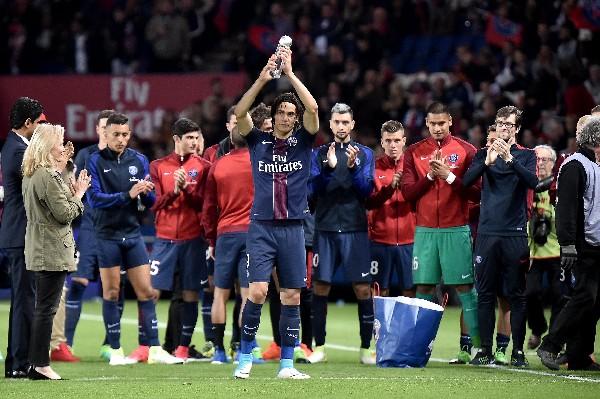 El París SG buscará el sábado celebrar al menos un título en esta temporada. (Foto Prensa Libre: EFE).