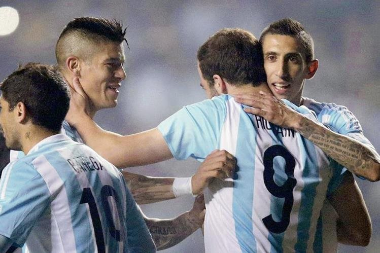 Argentina disputará con Chile la final de la Copa América. (Foto Prensa Libre: EFE).