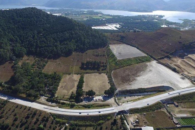 En terrenos contiguos a la reserva La Cerra se planea construir una extensión universitaria en San Miguel Petapa. (Foto Prensa Libre: Hemeroteca PL)