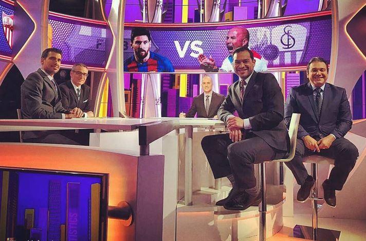 Carlos Ruiz ahora es comentarista deportivo de la cadena Bein Sports en Miami, Estados Unidos. (Foto Prensa Libre: Instagram)