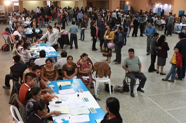 La Misión de Observación de la OEA afirma que las elecciones se realizaron apegadas a Deerecho. (Prensa Libre: Hemroteca PL)