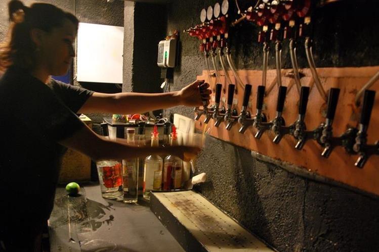 La cerveza un mercado pujante en EE.UU.