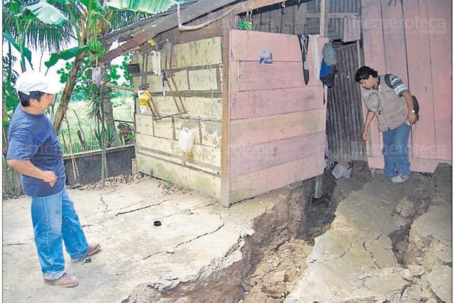 El 28 de mayo de 2009 un terremoto sacudió el noroccidente de Honduras, pero los efectos se dejaron sentir en el oriente de Guatemala, especialmente Izabal -foto-. (Foto: Hemeroteca PL)