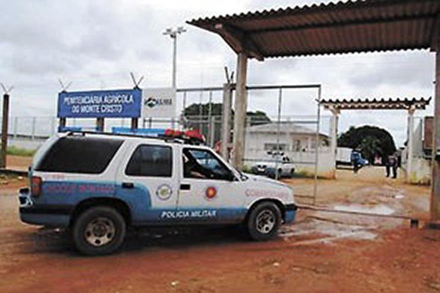Días después de la masacre de Manaos se produjo otra matanza en la cárcel de Roraima que dejó 33 muertos. (Foto Prensa Libre: AFP).