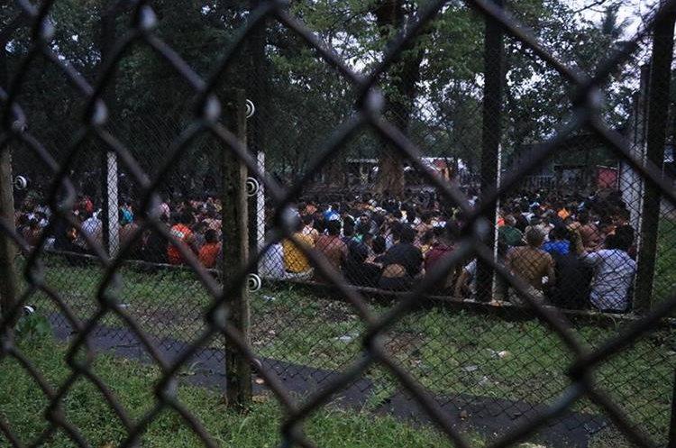 La policía retoma el control del penal, ubicado en Escuintla
