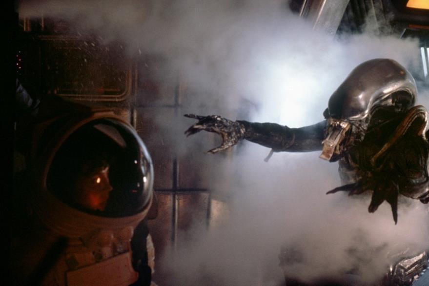 Alien, el octavo pasajero (1989). (Foto Prensa Libre: Hemeroteca PL)