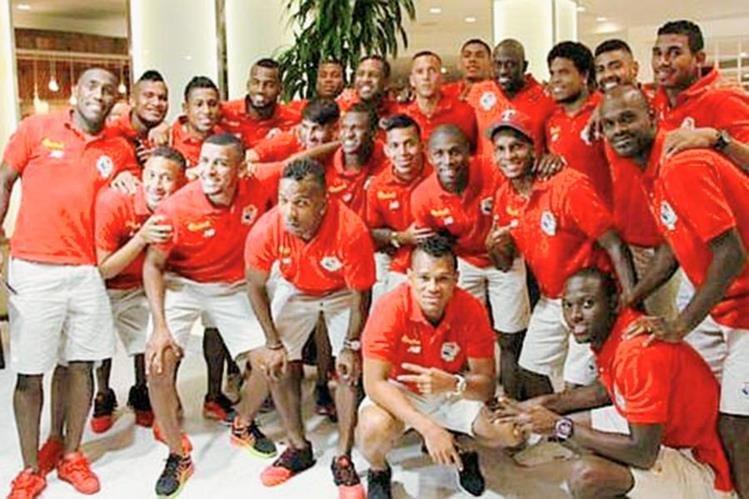 Los panameños se encuentran motivados para la Copa Oro 2015. (Foto Prensa Libre: Twitter)