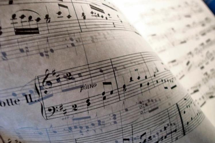 Las notas musicales se escucharán en el Día de la No Violencia Contra la Mujer.