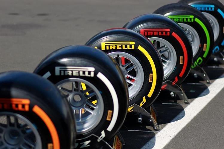 La empresa de neumáticos Pirelli está lista para el inicio del Campeonato Mundial de Automóvilismo. (Fotos Redes).