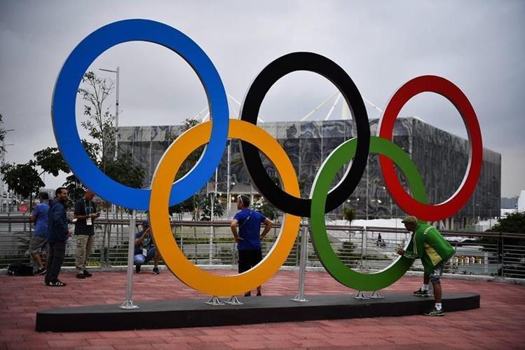 Todo está listo para la gran inauguración de los Juegos Olímpicos del próximo viernes.