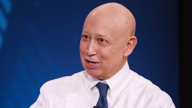 El año pasado la rebista Forbes colocó a Lloyd Blankfein -director ejecutivo de Goldman Sachs- en el puesto 26 de la lista de personas más poderosas en el mundo. (Getty images)