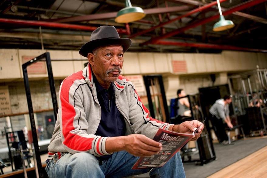Morgan Freeman ganó el Óscar por su papel en la película Million Dollar Baby. (Foto Prensa Libre: Hemeroteca PL).