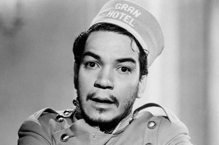 """Mario Moreno se hizo famoso por su personaje de """"Cantinflas"""", el cual puso el Globo de Oro en sus manos en 1956. (Foto Prensa Libre: Hemeroteca PL)"""