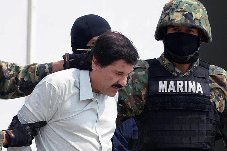 México intensifica en las últimas horas operativos contra el Chapo. (Foto Prensa Libre: AFP).