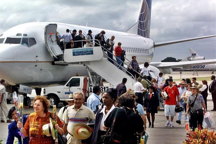 Gobierno de EE. UU. autorizó más vuelos a La Habana. (Foto Hemeroteca PL)