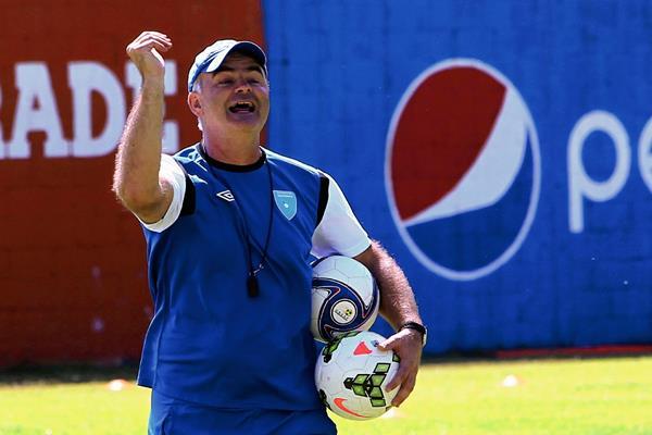 Iván Franco Sopegno llegó a la Selección Nacional luego de lograr el tetracampeonato con Comunicaciones. (Foto Prensa Libre: Hemeroteca PL)