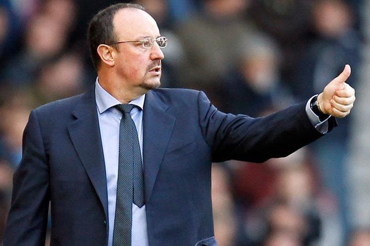 El técnico español Rafael Benítez está muy cerca de cerrar el contrato con el Newcastle de la Liga Premier de Inglaterra. (Foto Prensa Libre: Hemeroteca)