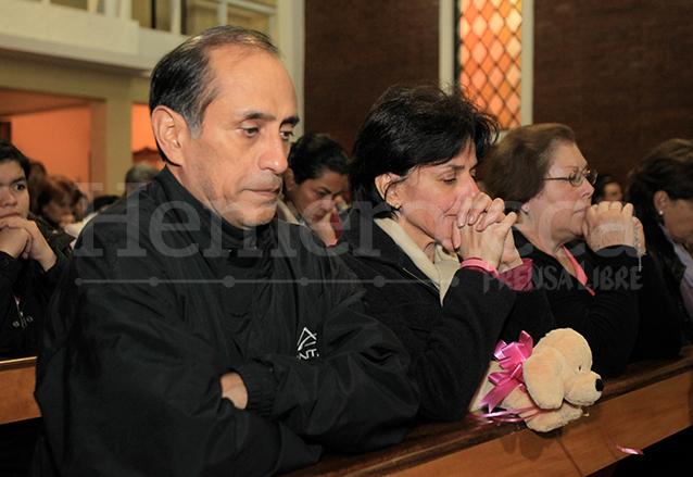 Juan Luis Siekavizza y Angelis Molina, padres de Cristina, han clamado por justicia. (Foto: Hemeroteca PL)