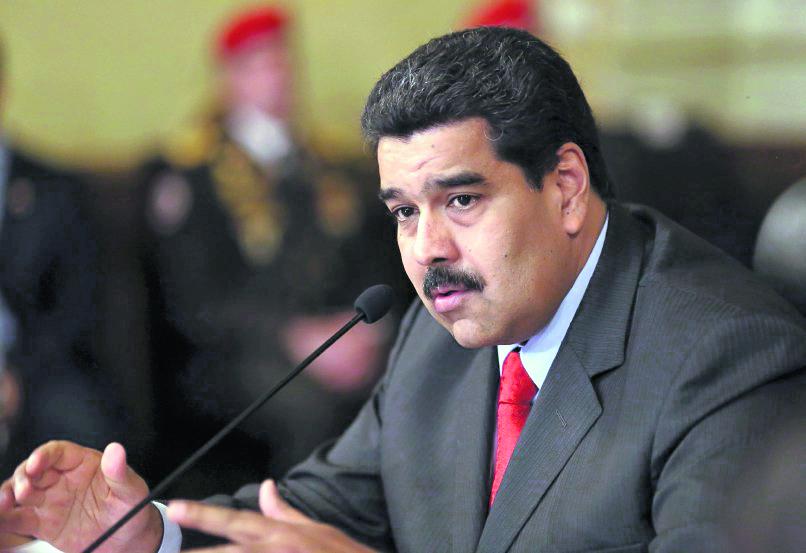 Nicolás Maduro, presidente de Venezuela. (Foto: Hemeroteca PL)