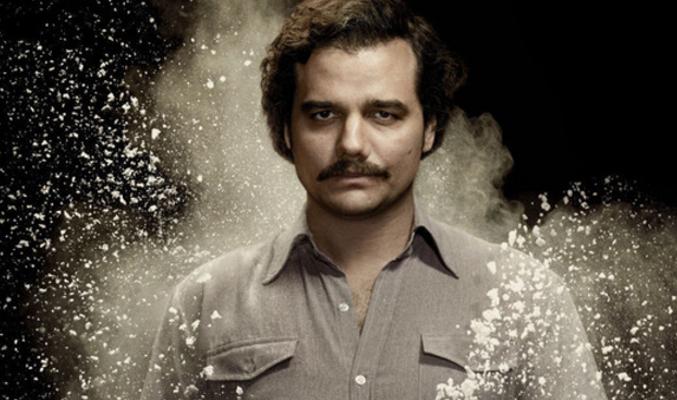 El actor Wagner Moura interpretó a Pablo Escobar. (Foto Prensa Libre: Hemeroteca PL)