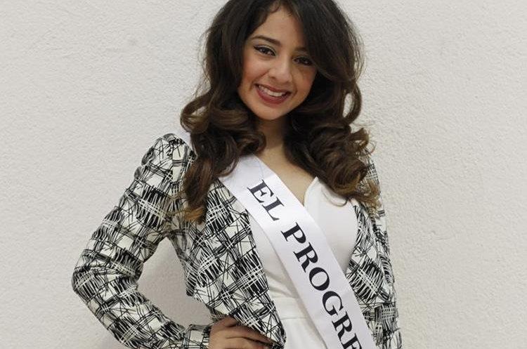 El Progreso es representado por Emelin Melisa Corzo