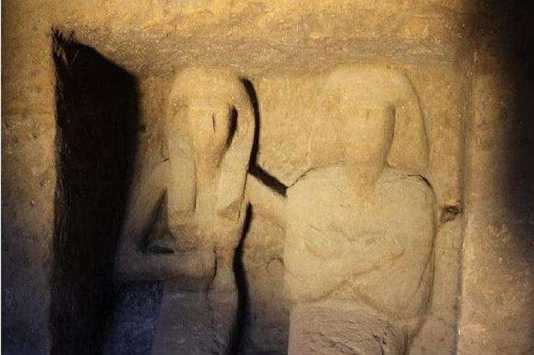 El Hallazgo se remonta a los reinados de los faraones Tutmosis III y Amenhotep III.