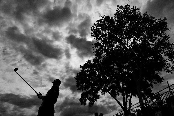 Mañana comenzará la actividad en el Abierto de Golf en Oakmont Country Club, de Pittsburgh. (Foto Prensa Libre: AFP)
