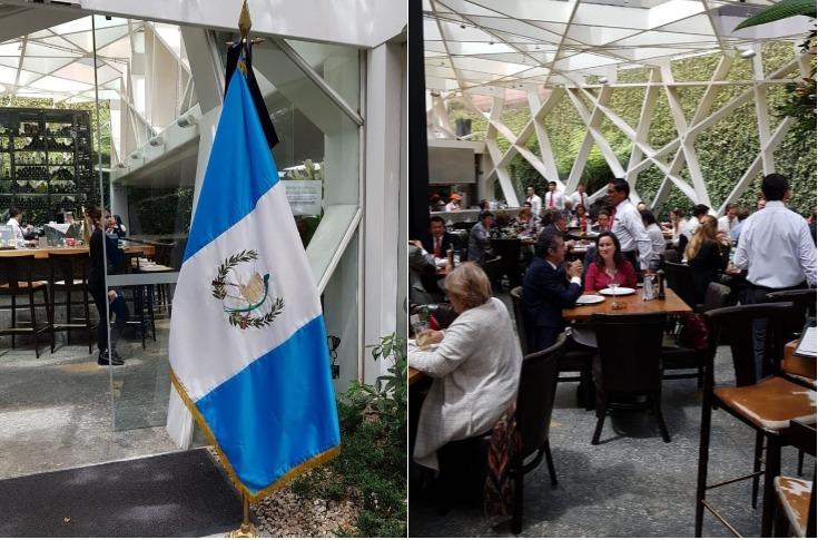 """Harry Sasson, uno de los principales restaurantes de  Cartagena, Colombia, ya se sumó a la iniciativa """"Comiendo por Guatemala"""". (Foto Prensa Libre: Cortesía Harry Sasson)"""