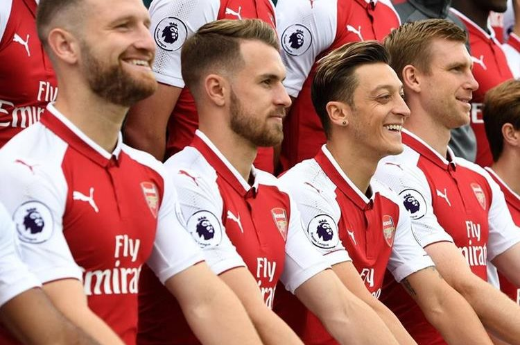 El Arsenal busca volver a los primeros planos del futbol europeo. (Foto Prensa Libre: Arsenal)