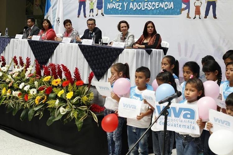 Guatemala abre una fiscalía dedicada a menores