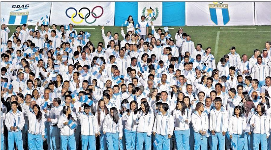 El deporte nacional tiene grandes retos en este 2017.(Foto Prensa Libre: Hemeroteca PL)