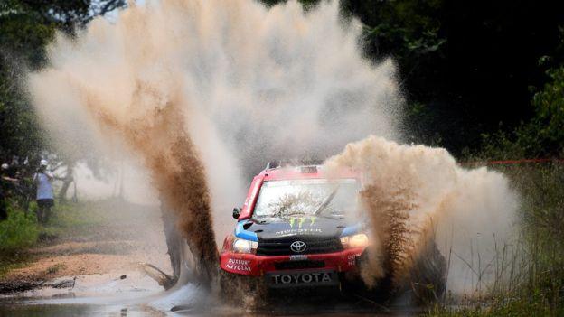 El calendario deportivo no descansa. El 1 de enero hubo fútbol, mientras el 2 arrancó el Rally Dakar que se disputa en Paraguay, Bolivia y Argentina. (Gety)