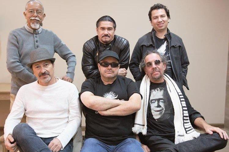 Los aluxes planifican gira para promocionar sus nuevas melodías y compartir con sus seguidores. (Foto Prensa Libre: Keneth Cruz)