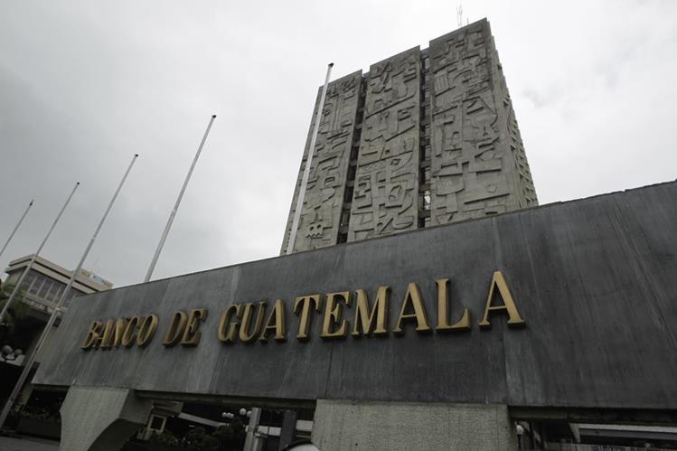 En el primer trimestre la economía creció 4.8%. (Foto Prensa Libre:HemorotecaPL)