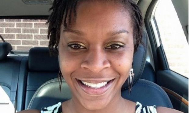 Imagen de Sandra Bland, quién apareció muerta en su celda en Texas esta semana. (Foto: guim.co.uk).