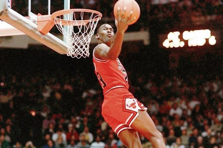 Michael Jordan, treinta años desde que empezó a escribir su historia