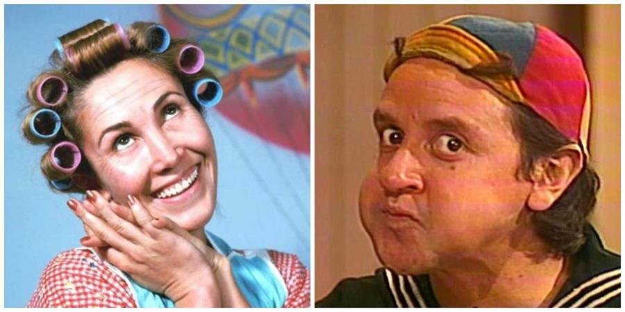Florinda Meza interpretó a Doña Florinda, la madre de Quicho en el programa El Chavo del 8. (Foto Prensa Libre: Hemeroteca PL)