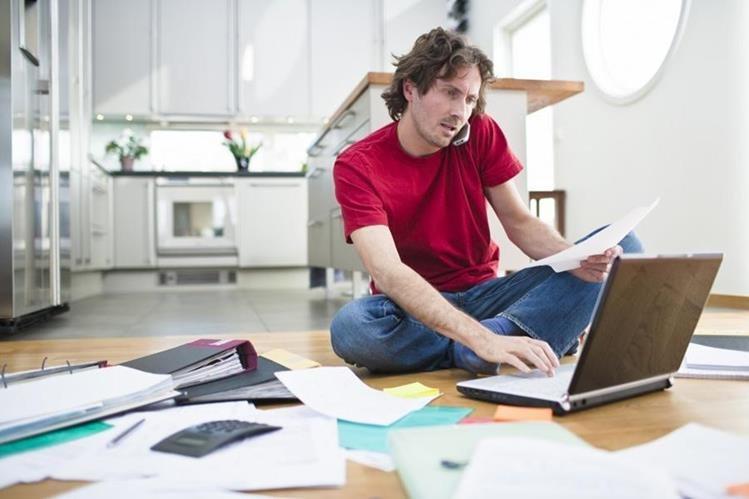 Trabajar en casa puede que no sea la mejor opción, aunque tiene beneficios. (Foto Prensa Libre: globalplace.net)