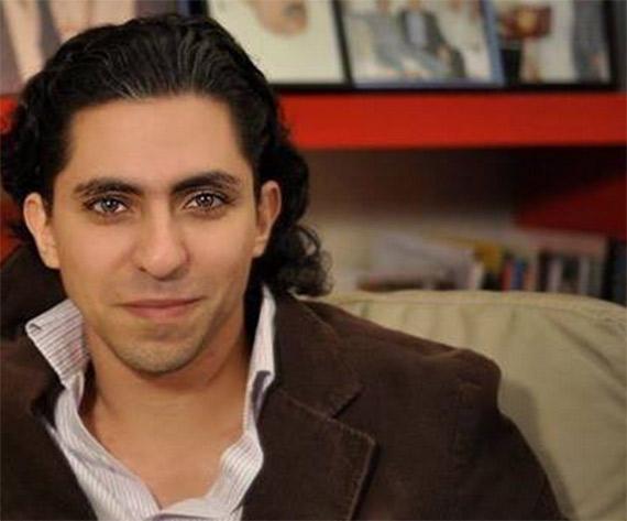<em>Raif Badawi, el bloguero condenado a recibir mil latigazos. (Foto Prensa Libre: Internet).</em>