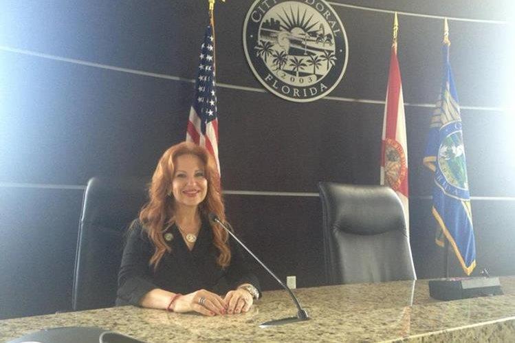 Bettina Rodríguez Aguilera es aspirante a un puesto por Florida en el Congreso de EE.UU. (Foto Prensa Libre: Facebook Bettina Rodríguez Aguilera)