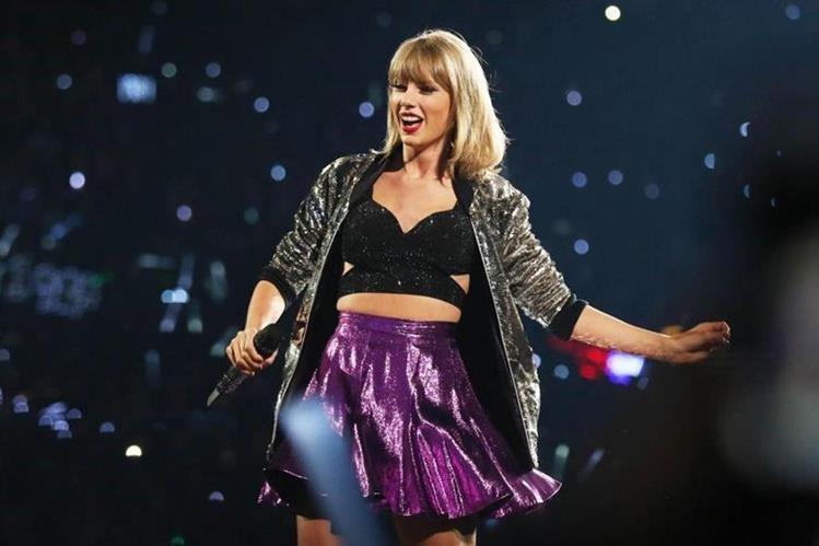 Taylor Swift es una de las famosas que ha participado en el #MannequinChallenge. (Foto Prensa Libre: AP)