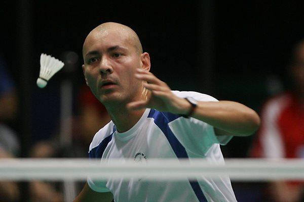 Pedro Yang fue un atleta que destacó en el bádminton nacional e internacional (Foto Prensa Libre: Hemeroteca PL)