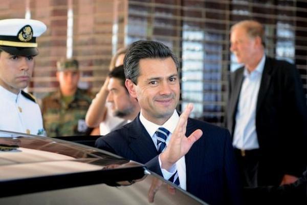 <p>Peña Nieto prometió que todos los niños de quinto y sexto de primaria de su país tengan una laptop con internet. (AFP).<br></p>