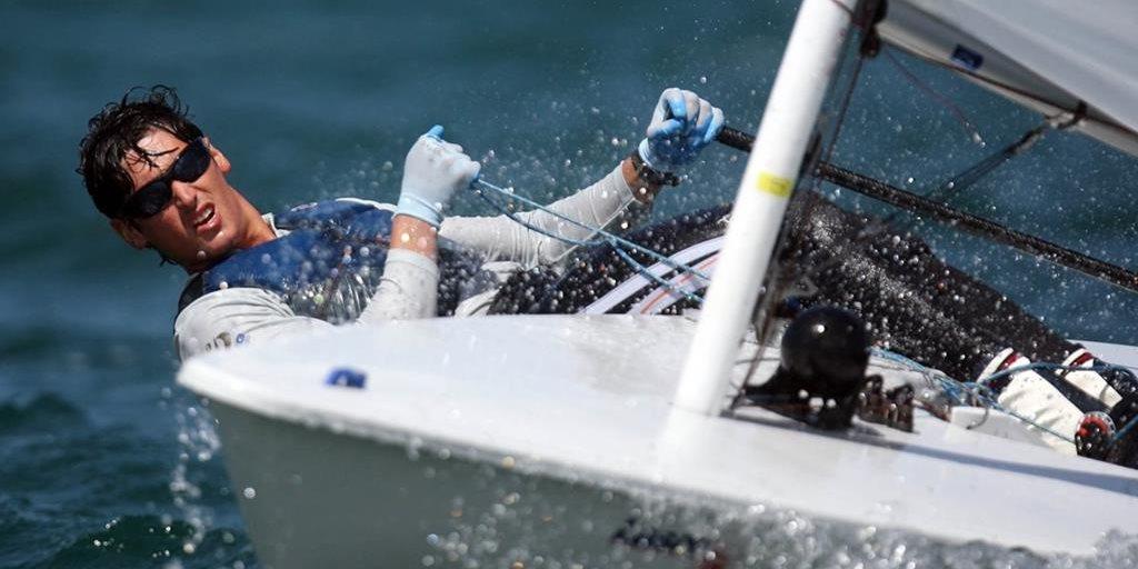 El velerista nacional busca llegar en su mejor nivel a los Olímpicos de Tokio 2020. (Foto Hemeroteca PL).