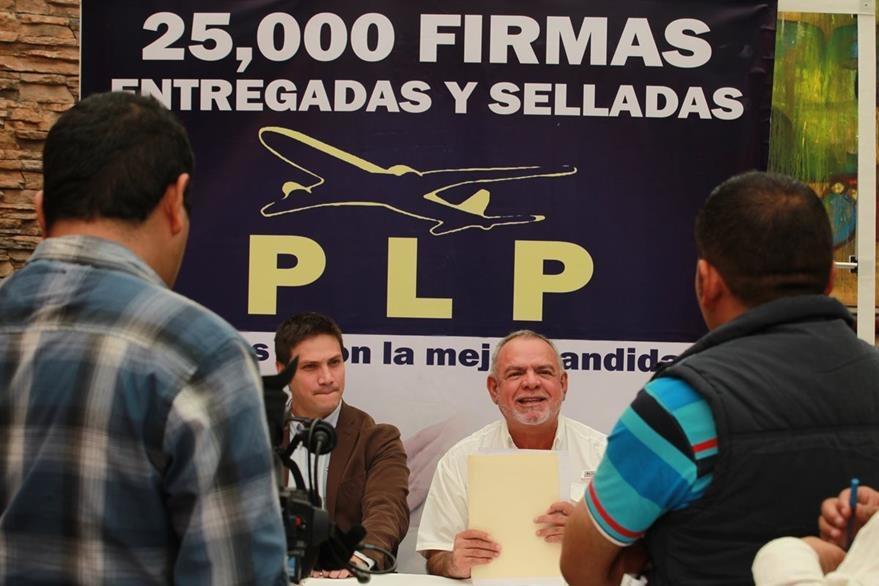 El PLP intentó, en vano, sobrevivir como agrupación política. (Foto: Hemeroteca PL)