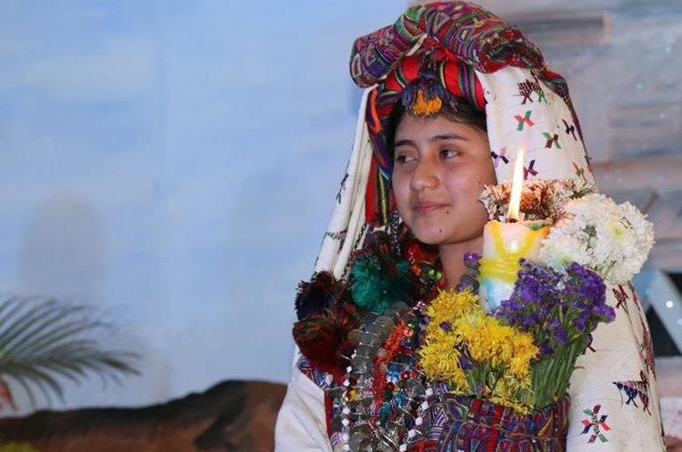 "Mujer indígena de Nebaj, Quiché.&nbsp;<span style=""font-size: 12px;"">PRENSA LIBRE / HÉCTOR CORDERO</span>"